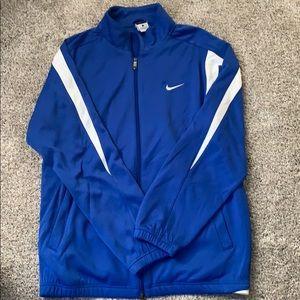Nike Other - NWT NIKE Men's fleece warm up jacket